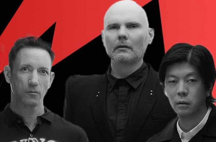 Smashing Pumpkins anuncia '80 Song 'MACHINA
